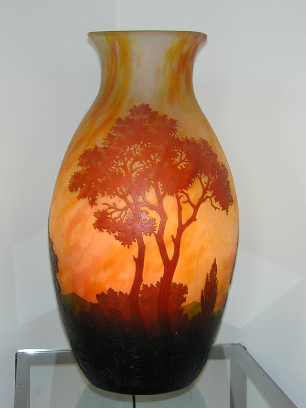 Tiny Esveld Tinyesveld Com Daum Nancy Glass Vases Lamps Gallery Tiny Esveld Art Nouveau